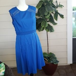 NWOT Adrianna Papell Fit and Flare dress